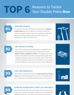 6 reasons tackle to tackle your double poles now - sheet