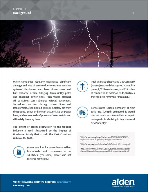Alden Readiness and Restoration eBook Page 4