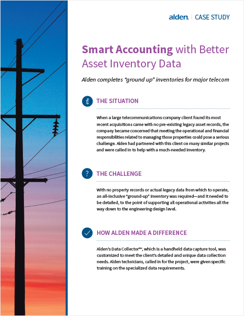 Smart Accounting with Better Asset Inventory Data Page 1