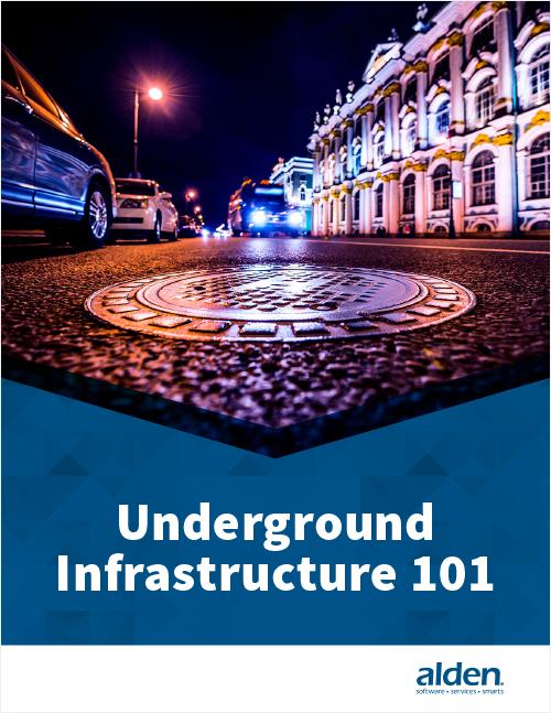 Alden eBook Underground Infrastructure 101