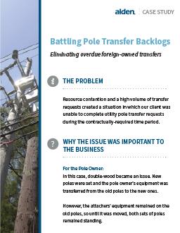 Battling Pole Transfer Backlogs