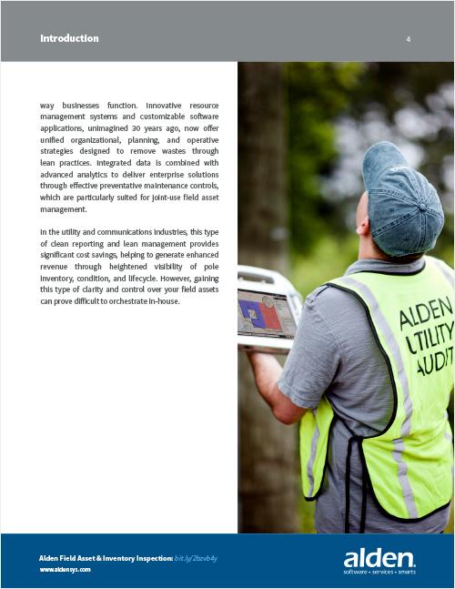 Applying Lean Methodologies in Field Asset Management Page 4